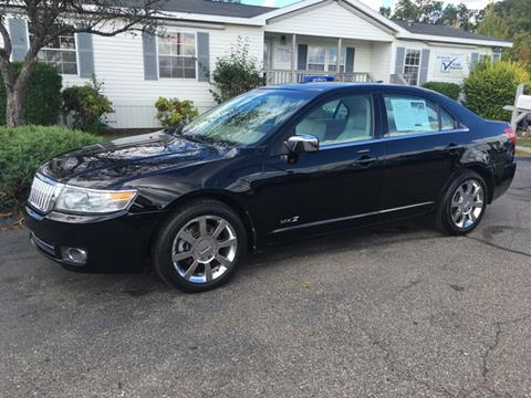 2008 Lincoln MKZ for sale at Paramount Motors in Taylor MI