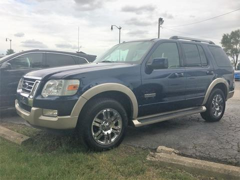 2006 Ford Explorer for sale at Paramount Motors in Taylor MI