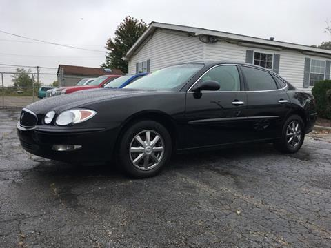 2007 Buick LaCrosse for sale at Paramount Motors in Taylor MI