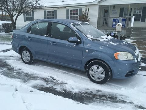 2008 chevrolet aveo for sale in michigan for Paramount motors taylor mi