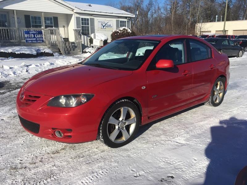 2004 Mazda 3 car for sale in Detroit