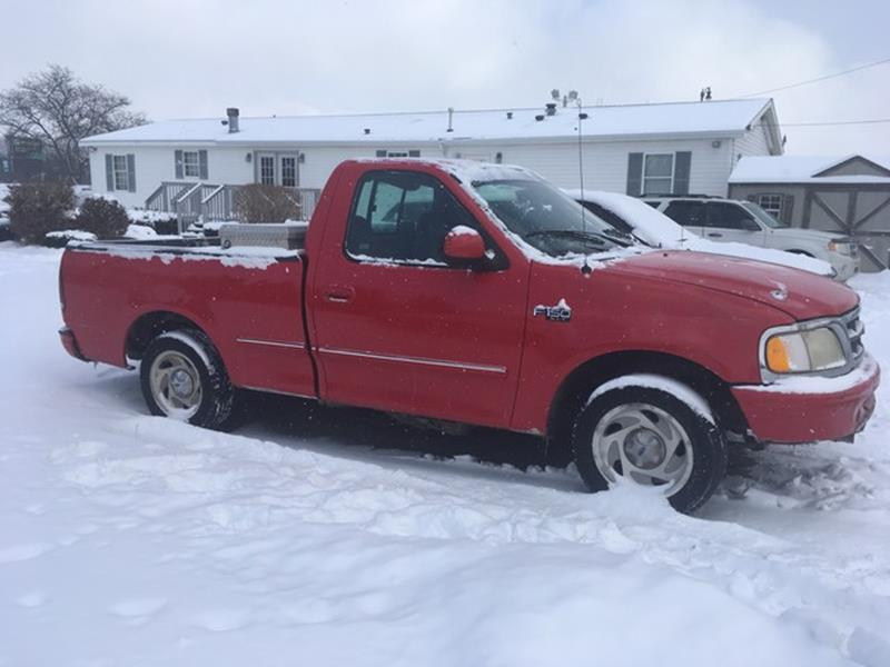 1998 Ford F-150 car for sale in Detroit
