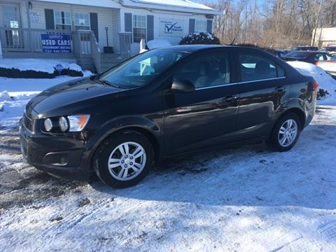 2014 chevrolet sonic for sale in michigan for Paramount motors taylor mi
