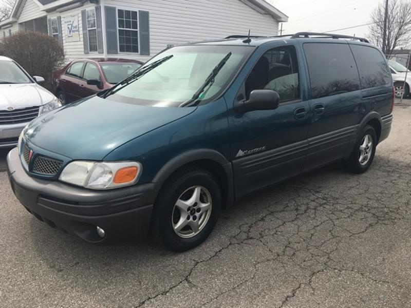 2003 Pontiac Montana car for sale in Detroit