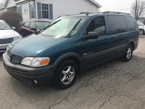 2003 Pontiac Montana for sale in Taylor, MI