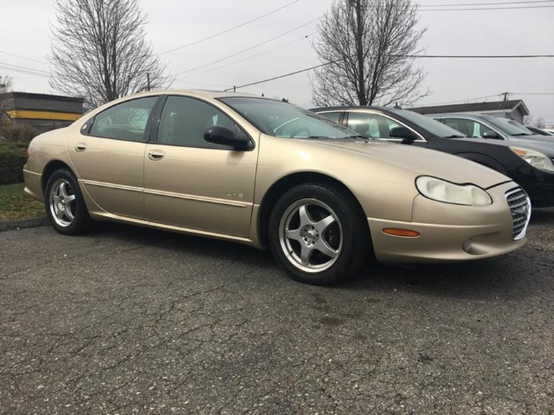 1999 Chrysler Lhs car for sale in Detroit