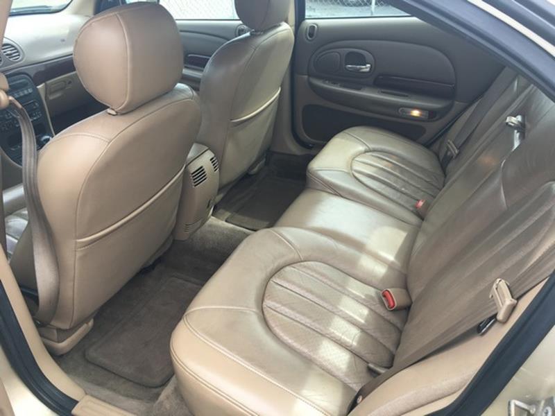 1999 Chrysler Lhs Detroit Used Car for Sale