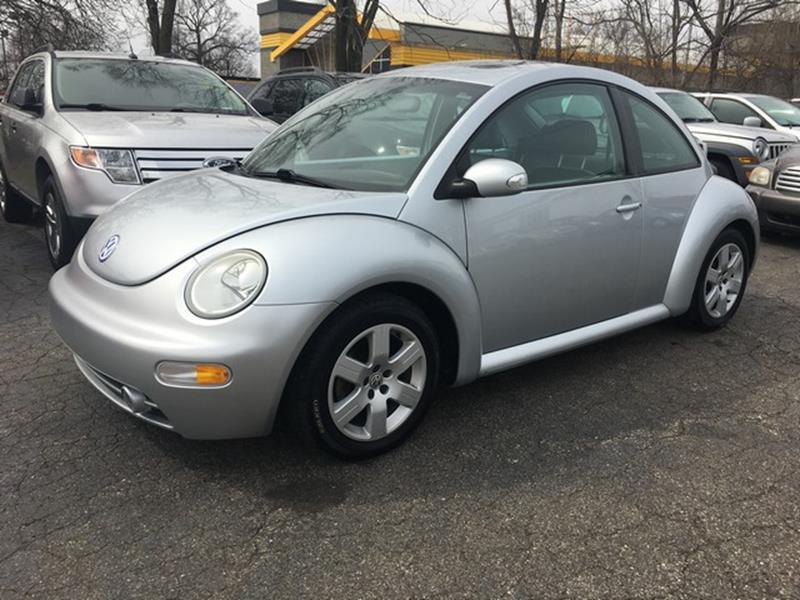 2003 Volkswagen New Beetle car for sale in Detroit