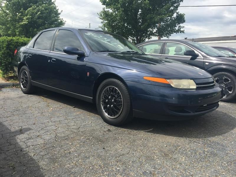 2001 Saturn L-series car for sale in Detroit
