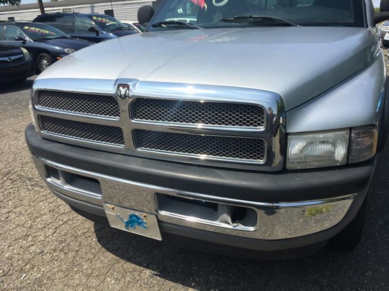 2001 Dodge Ram Pickup 1500 Detroit Used Car for Sale