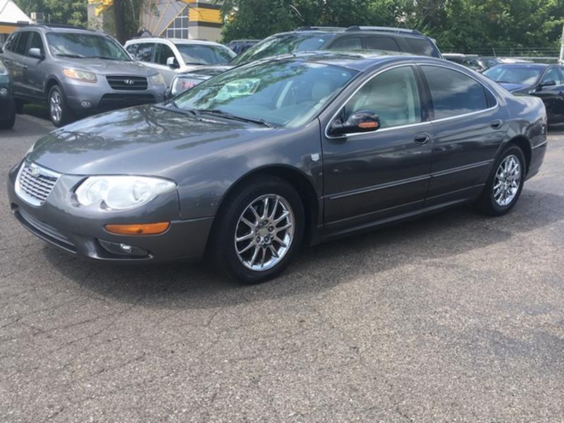 2003 Chrysler 300m car for sale in Detroit