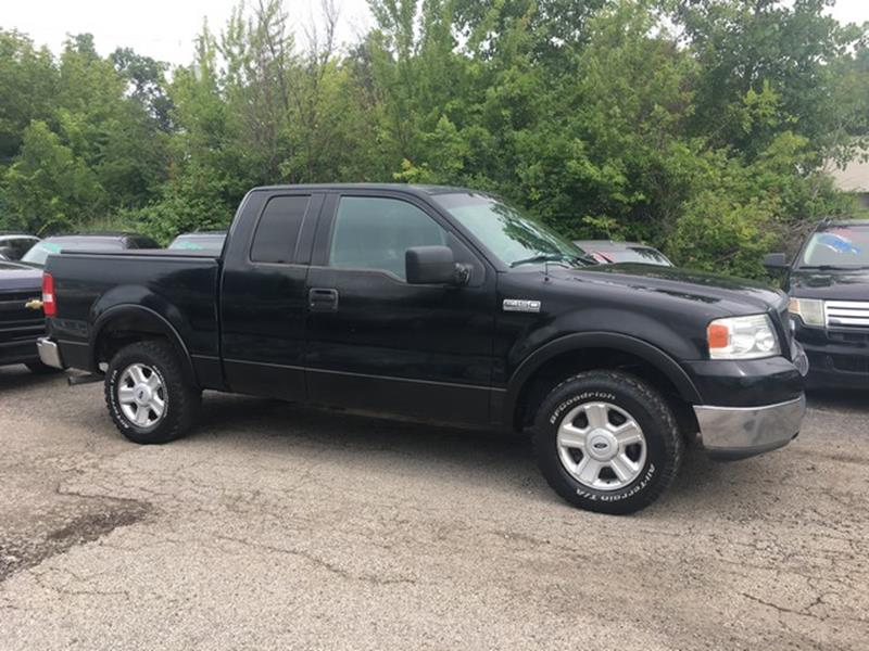 2004 Ford F-150 car for sale in Detroit