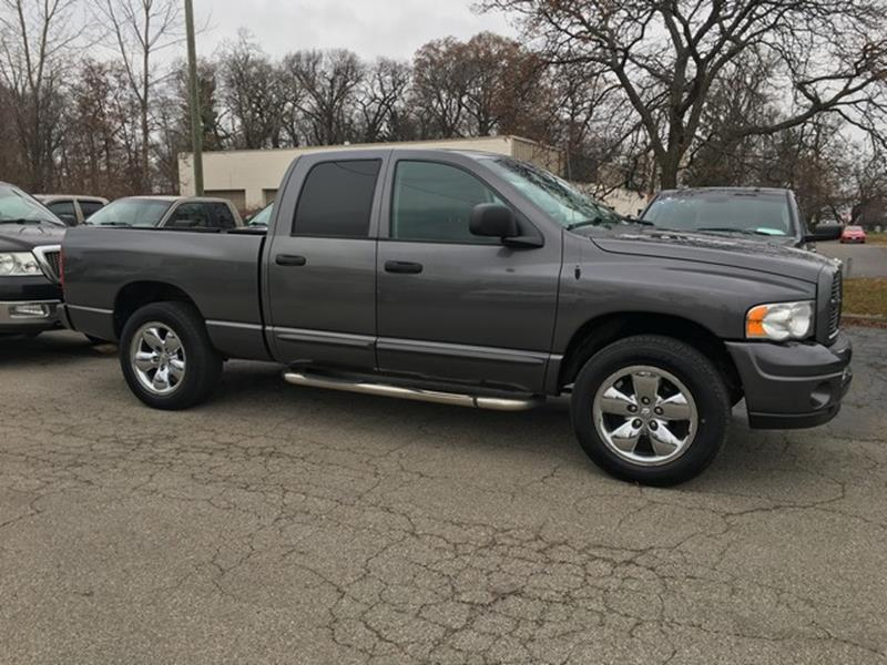 2004 Dodge Ram Pickup 1500 car for sale in Detroit