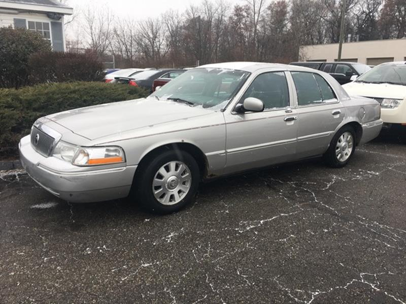 2004 Mercury Grand Marquis car for sale in Detroit