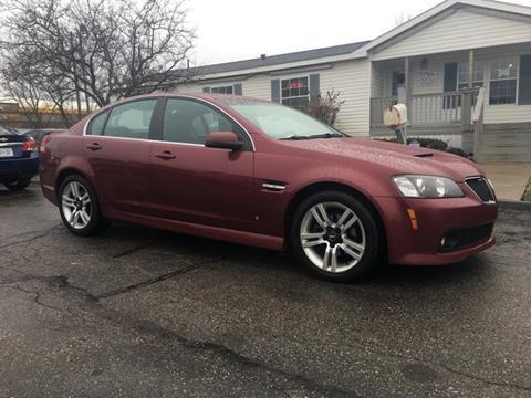 2009 Pontiac G8 for sale in Taylor, MI