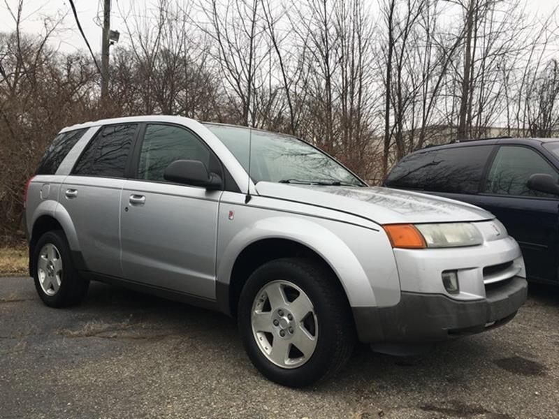 2004 Saturn Vue car for sale in Detroit
