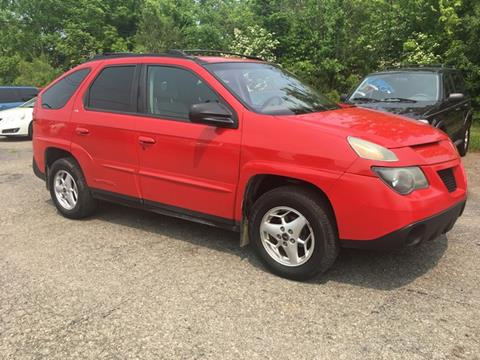 2003 Pontiac Aztek for sale in Taylor, MI