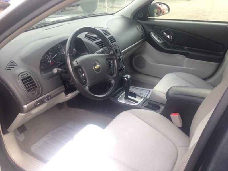 2007 Chevrolet Malibu for sale at Paramount Motors in Taylor MI