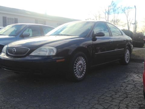 2004 Mercury Sable for sale at Paramount Motors in Taylor MI