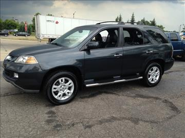 2005 Acura MDX for sale at Paramount Motors in Taylor MI