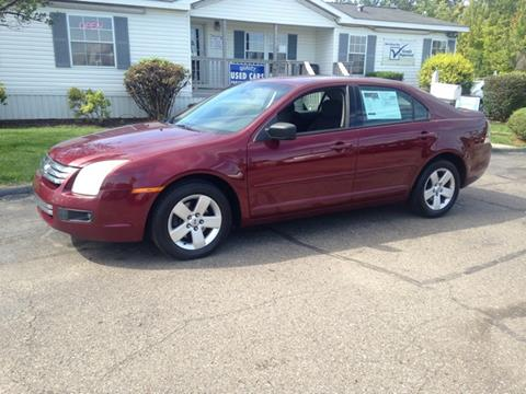 2006 Ford Fusion for sale at Paramount Motors in Taylor MI