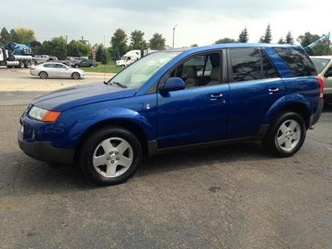 2005 Saturn Vue for sale at Paramount Motors in Taylor MI