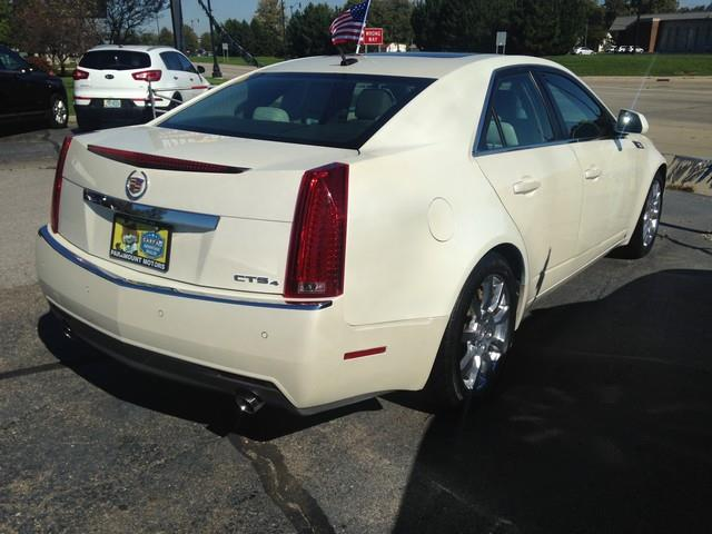 2008 Cadillac CTS for sale at Paramount Motors in Taylor MI