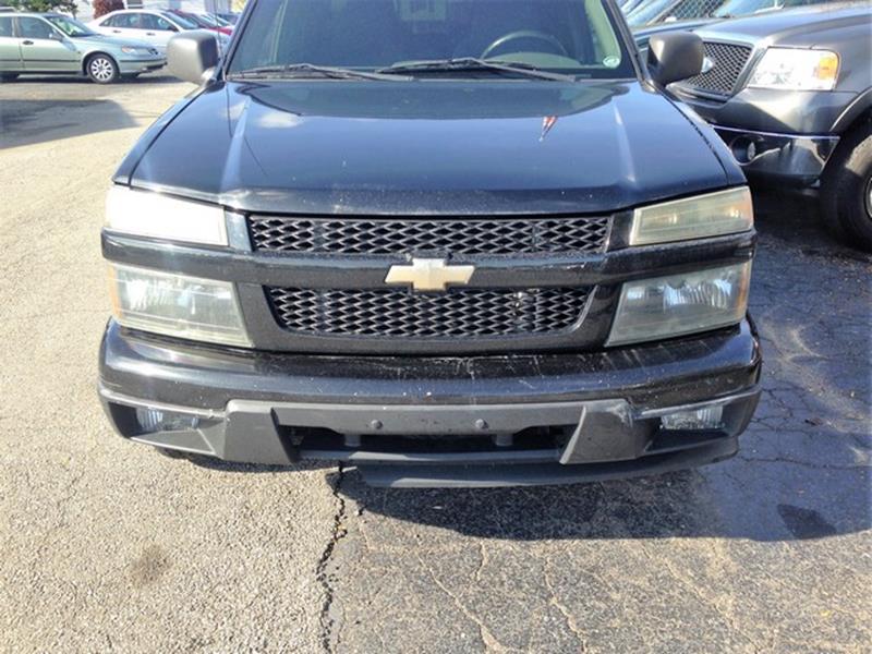 2005 Chevrolet Colorado Detroit Used Car for Sale