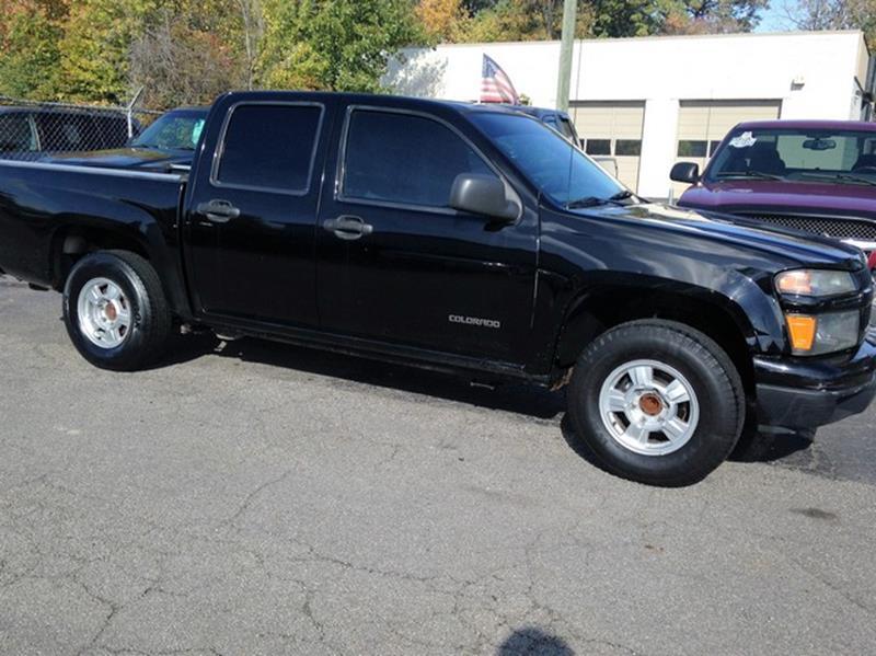 2005 Chevrolet Colorado car for sale in Detroit