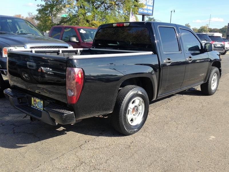 2005 Chevrolet Colorado for sale at Paramount Motors in Taylor MI