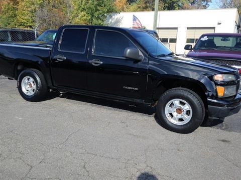 2005 Chevrolet Colorado for sale at Paramount Motors in Taylor MI