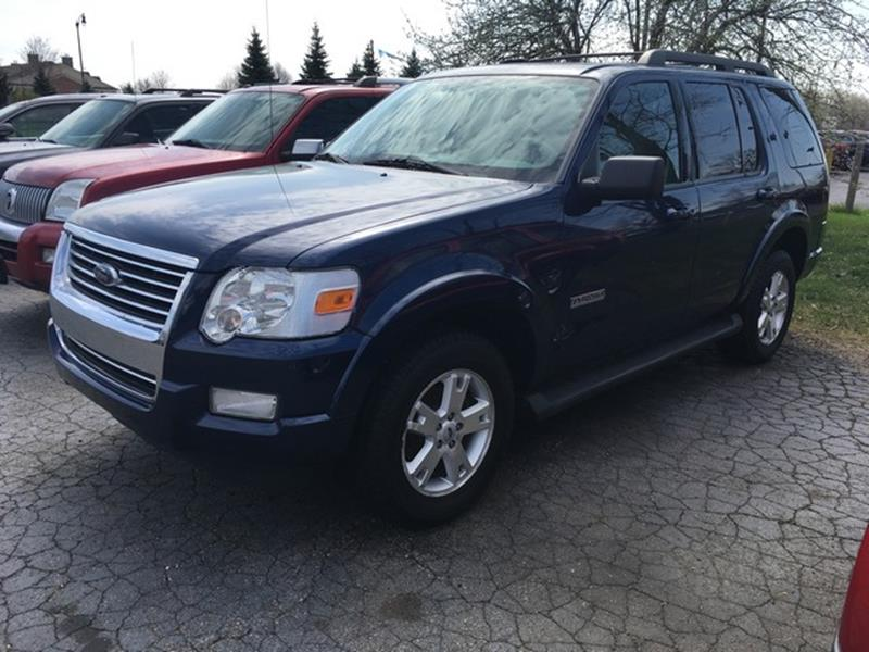 2007 Ford Explorer for sale at Paramount Motors in Taylor MI
