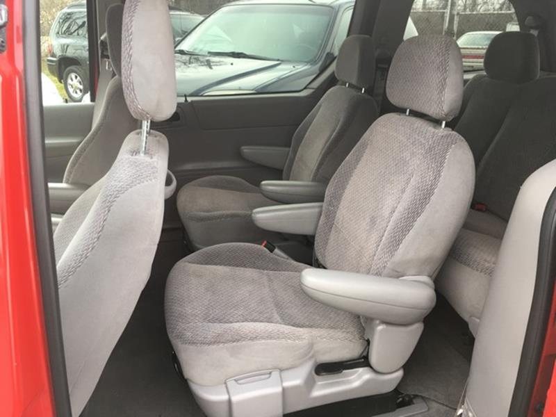 2001 Ford Windstar for sale at Paramount Motors in Taylor MI