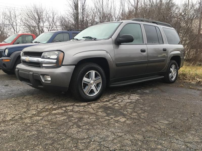 2005 Chevrolet Trailblazer Ext car for sale in Detroit