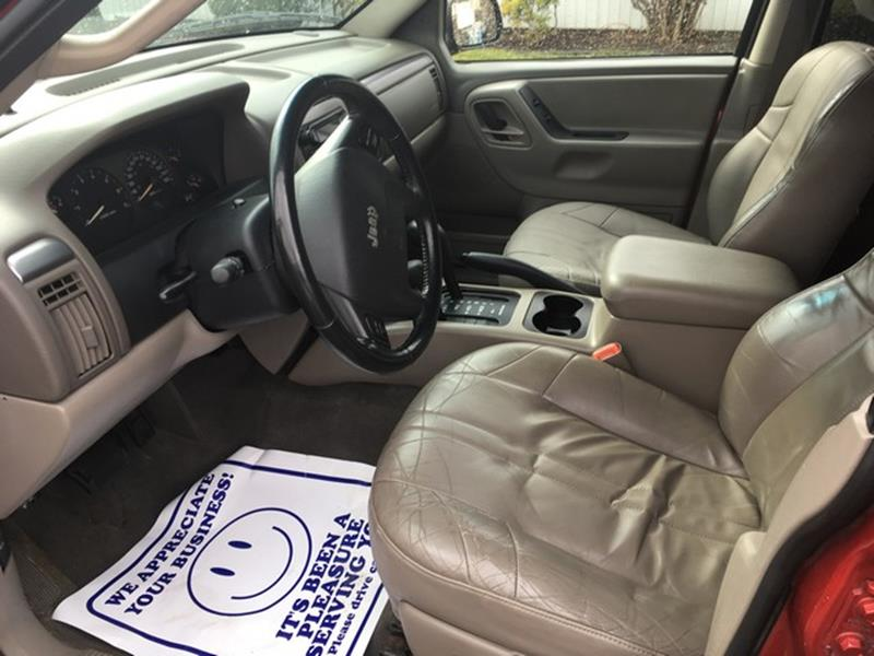 2003 Jeep Grand Cherokee for sale at Paramount Motors in Taylor MI