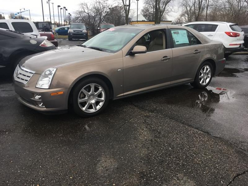2007 Cadillac STS for sale at Paramount Motors in Taylor MI