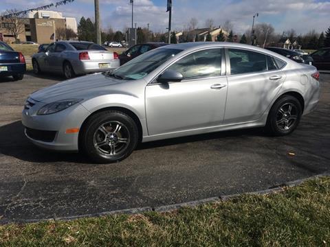 2009 Mazda MAZDA6 for sale at Paramount Motors in Taylor MI