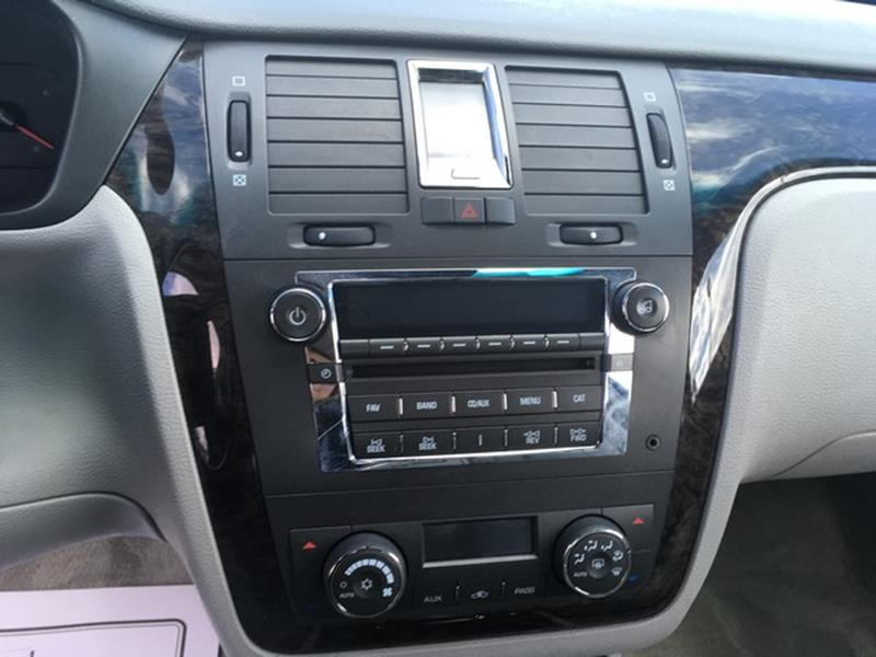 2008 Cadillac DTS for sale at Paramount Motors in Taylor MI