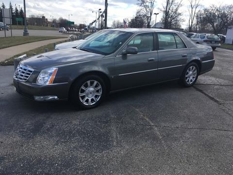 2008 Cadillac DTS for sale at Paramount Motors in Taylor MI