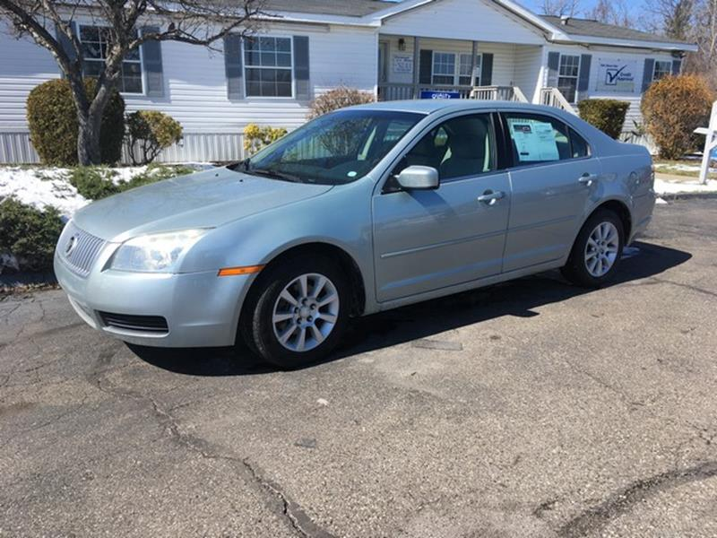 2007 MERCURY MILAN I-4 4DR SEDAN silvergreen fwd clean beige interior all power call now for