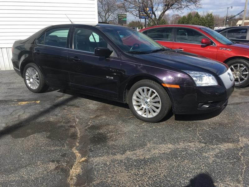 2007 MERCURY MILAN V6 PREMIER AWD 4DR SEDAN purple leather moon roof all power awd call now f