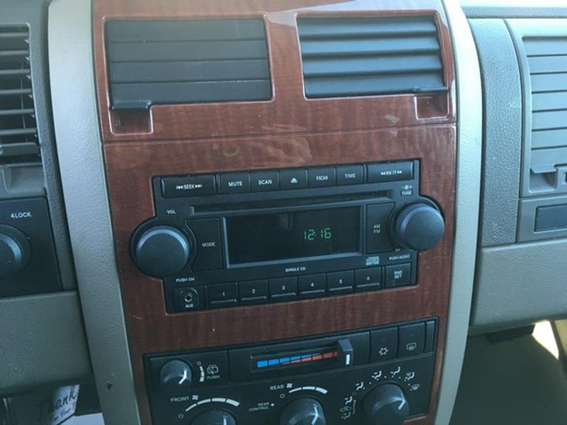 2006 Dodge Durango for sale at Paramount Motors in Taylor MI