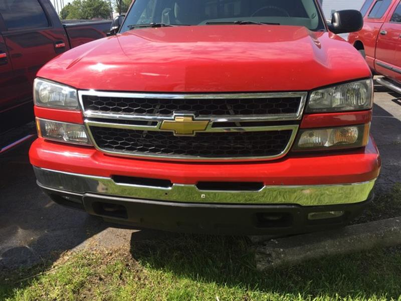 2006 Chevrolet Silverado 1500 for sale at Paramount Motors in Taylor MI