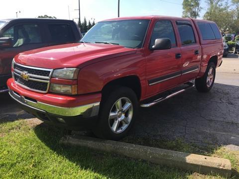 2006 Chevrolet Silverado 1500 for sale at Paramount Motors in Taylor MI