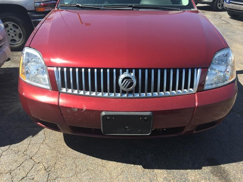 2007 Mercury Montego for sale at Paramount Motors in Taylor MI