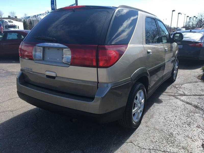 2005 Buick Rendezvous for sale at Paramount Motors in Taylor MI