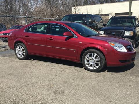 2007 Saturn Aura for sale at Paramount Motors in Taylor MI