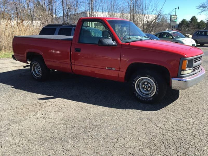 1996 Chevrolet C/k 1500 Series car for sale in Detroit