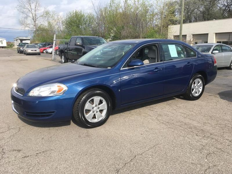2006 CHEVROLET IMPALA LT 4DR SEDAN W35L blue fwd all power v6 lt lower miles call now for