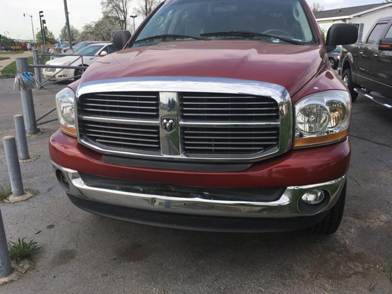 2006 Dodge Ram Pickup 1500 for sale at Paramount Motors in Taylor MI